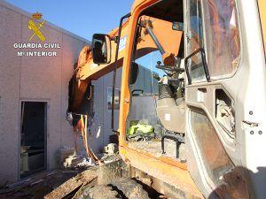 La Guardia Civil investiga a una persona por dos robos de cable de cobre en la ETAP de Saelices