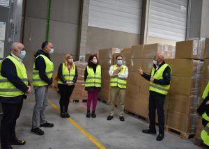 La Junta apoya 615 proyectos de inversión en prevención de riesgos laborales con ayudas de más de un millón de euros