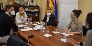 La Junta colaborará con la Asociación Provincial de Profesionales y Empresas de Diseño de Cuenca en la ejecución de sus proyectos