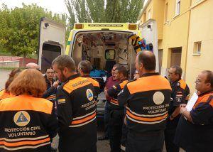 La Junta dota de uniformes y medios materiales a 175 agrupaciones de Protección Civil de la región