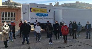 La Junta forma a 17 personas desempleadas de la comarca de Molina de Aragón como profesionales en atención sociosanitaria a dependientes