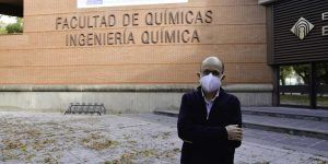 La Real Sociedad Española de Química reconoce la trayectoria investigadora y profesional del catedrático de la UCLM Manuel Andrés Rodrigo