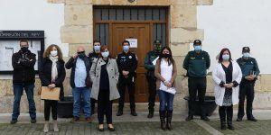 La subdelegada del Gobierno preside la Junta Local de Seguridad de Torrejón del Rey