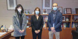 La Universitat de València se interesa por los Proyectos Escolares Saludables (PES) del Gobierno de Castilla-La Mancha