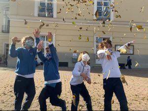 Maristas celebra la semana de los Derechos de la Infancia