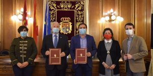 """Martínez Chana asevera que la Diputación de Cuenca """"no se va a poner de perfil"""" en la crisis social que vive la provincia por el Covid"""