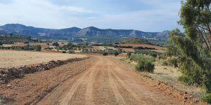 Más de 17 km de caminos arreglados en Almonacid de Zorita en colaboración con la Diputación de Guadalajara