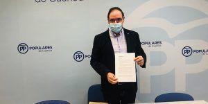 Prieto anuncia el inicio de una recogida de firmas en la provincia de Cuenca contra la Ley Celaá