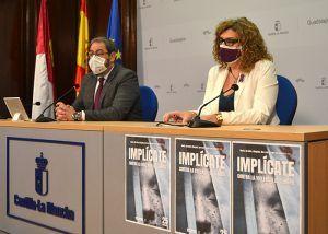 Robles pide a la ciudadanía su implicación en la erradicación de la violencia contra la mujer