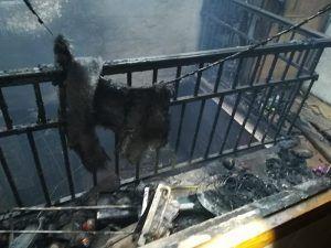 Un incendio calcina una casa, incluido el vehículo del garaje, en Quintanar del Rey