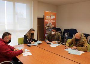 ADEL compromete fondos por valor de 317.164,3 euros para financiar 14 proyectos en la Sierra Norte