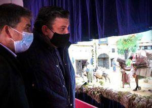 Arrancan las visitas guiadas por los belenes de Guadalajara con inscripción previa y limitación de aforo