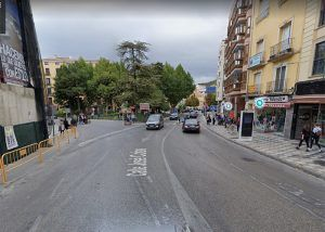 Calle José Cobo