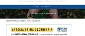 CEOE-Cepyme Cuenca colabora en la difusión de una guía de buenas prácticas en economía circular