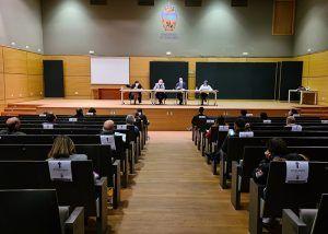 Constituido el Consejo Escolar de Localidad de Guadalajara con representantes públicos, docentes, estudiantes y familias