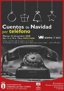 El 22 de diciembre, «Cuentos por teléfono» en Cabanillas, en homenaje a Gianni Rodari