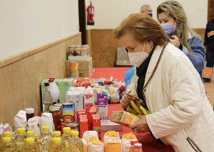 El Ayuntamiento de Almonacid va a entregar 400 kilos de alimentos a Cáritas y Cruz Roja