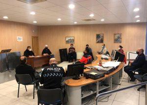 El Ayuntamiento de Cuenca advierte de la presencia de placas de hielo y recuerda que el toque de queda es a las 0030 horas