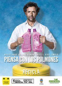 """El Ayuntamiento de Guadalajara se suma a la campaña """"Piensa Con Los Pulmones"""" de Ecoembes"""