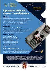 El Ayuntamiento de Huete oferta un curso de formación en competencias digitales