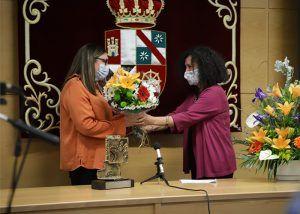 El Colegio de Trabajo Social de Castilla-La Mancha homenajea a Margarita Pardo por su trayectoria profesional