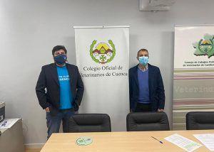 El Colegio de Veterinarios de Cuenca suma fuerzas con el Banco de Alimentos