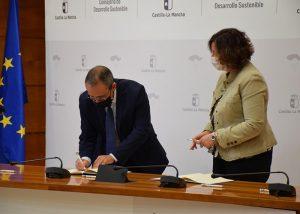 El Gobierno de Castilla-La Mancha respalda la creación del nuevo órgano representativo de las entidades de economía social de la región