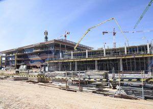 El Gobierno regional autoriza una inversión de 4,7 millones para construir la subestación que dará abastecimiento eléctrico al nuevo Hospital de Cuenca