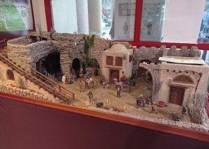 El Museo de Guadalajara acoge la XXXIX Exposición de Dioramas organizado por la Asociación de Belenistas
