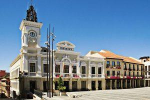 El reloj de la Plaza Mayor de Guadalajara no dará las campanadas este 31 de diciembre