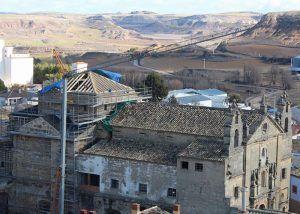Este miércoles se cumplen 400 años del contrato de construcción de la iglesia de Santo Domingo