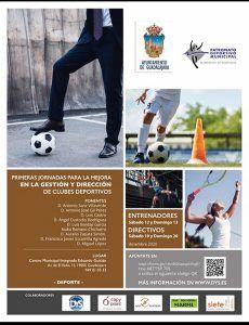 Este sábado se  inauguran en Guadalajara las I Jornadas para la Mejora en la Gestión y Dirección de Clubes Deportivos con ponentes expertos en la materia