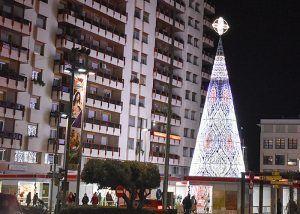 Guadalajara inaugura la programación navideña con el mercado artesano y el belén monumental