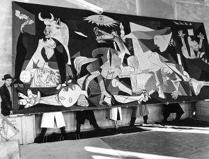 """La Fundación """"la Caixa"""" y el Museo Reina Sofía presentan Picasso. El viaje del Guernica en Guadalajara"""