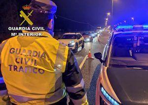 Investigado en Guadalajara el conductor de un furgón por un delito de homicidio por imprudencia grave tras la muerte de un motorista