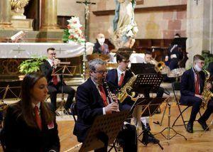 La Banda de Música y la cultura continúan su actividad en Sigüenza pese a la pandemia