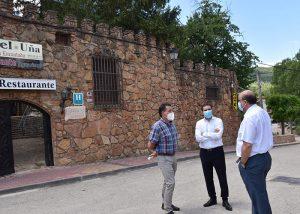 La Diputación de Cuenca adjudica la rehabilitación de la antigua casa-cuartel de Uña en hospedería por 1,6 millones de euros