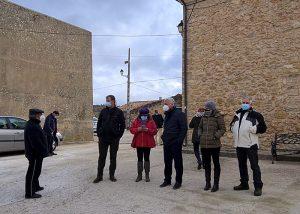 La Diputación de Guadalajara destina 850.000 euros a mejoras de infraestructuras hidráulicas en pueblos de la provincia