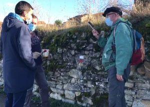 La Diputación de Guadalajara y la Federación de Montaña reacondicionan la ruta de senderismo GR-60 de los Pueblos Negros