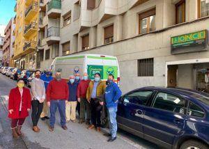 La familia del Grupo Social ONCE en Castilla-La Mancha se suma y logra en solo un mes el reto de donar 111.111 kilos de alimentos contra la pandemia