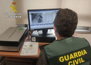 La Guardia Civil de Guadalajara detiene a una persona por un robo con violencia e intimidación en El Casar gracias al ADN