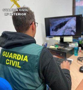 La Guardia Civil investiga a una persona por dos delitos contra el patrimonio en Valverde de Júcar