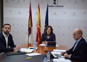 La Junta programa 92 acciones de promoción internacional para las empresas de la región en su Plan de Acciones 2021