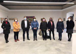 La muestra ´Despiertas. Mujeres, Arte e Identidad´ ha recibido más de 3.000 visitas en su recorrido itinerante por la provincia de Cuenca