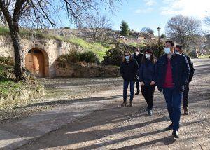 Los talleres de empleo del Patronato de Desarrollo Provincial de Cuenca irán destinados a rehabilitar espacios municipales y poner en valor el patrimonio