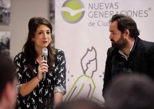 Maroto lamenta la nula confianza del PSOE de Page en los jóvenes de la región para asumir responsabilidades y pide a Maestre que se disculpe públicamente con ellos
