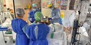 Miércoles 9 de diciembre Cuatro fallecidos en Guadalajara a causa del coronavirus y otra víctima mortal en Cuenca