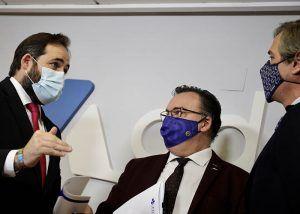Núñez avanza que el PP-CLM trabajará en proyectos con mayor cuantía económica y que lleguen a muchos más castellano-manchegos de la mano de los Fondos Europeos