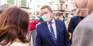 Page retoma su agenda institucional en Cabanillas del Campo