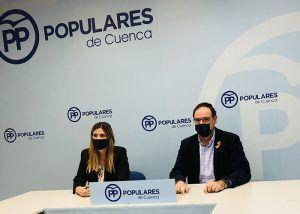 """Prieto """"Nuestras enmiendas nacen de las necesidades reales de Cuenca, ante el retroceso de servicios e inversiones"""""""